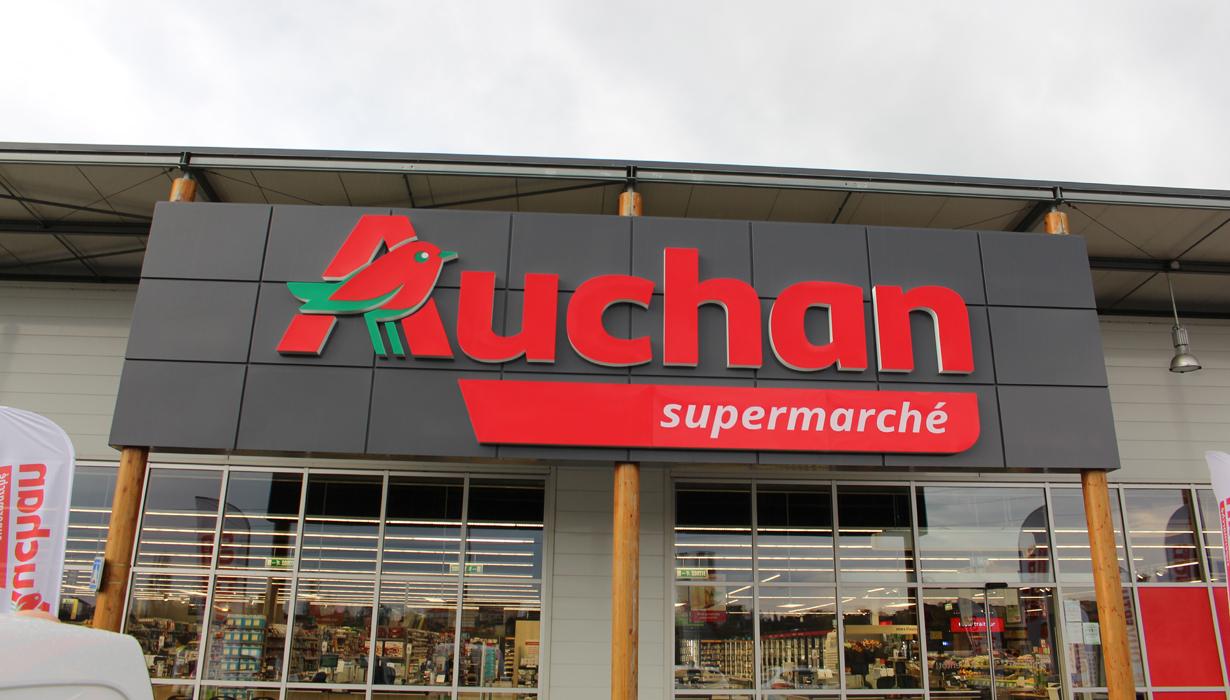 Auchan Supermarché Beaumont