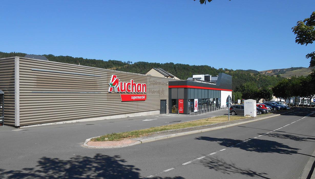 Auchan Marvejols